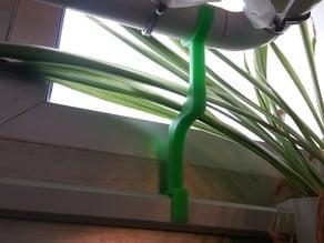 IKEA Gommaren Shower Curtain Rod Support