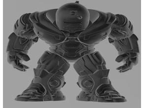 Robo kitbash (fanArt)