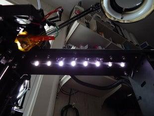 Another MakerGear M2 LED Light Bar