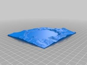 3DBL1 Landform parts 9