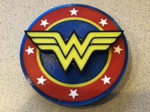 Wonder Woman Spinner