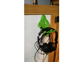 Headset Hand Hook with Cable Holder