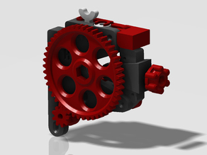 H3 extruder for Ultimaker