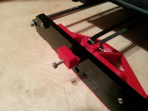 Remixed Y axis belt tightener for A8, A6