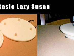 Universal Lazy Susan
