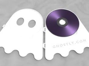 #GhostlyVinyl Mini CD Case