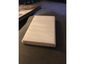 Sliding Gift Card Box / Minimalist Wallet