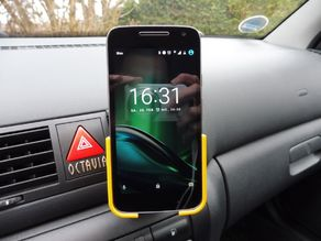 Moto G4 Play Car Mount