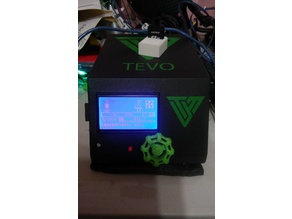 Tevo Tornado Reset Button