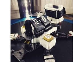Thug frames v6 longrange gps holder for Matek Systems M8Q-5883 SAM-M8Q GPS & QMC5883L Compass Module