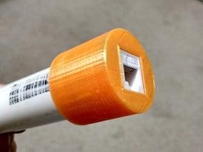 Keystone PVC Endcap