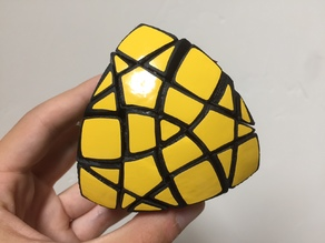Reuleauxminx Puzzle (Tetrahedral FTD)