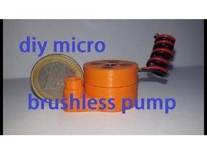 Brushless Micro Water Pump