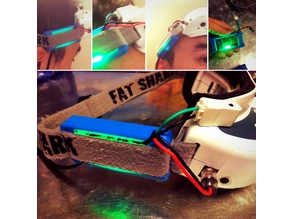 AK Fatshark Goggle Power