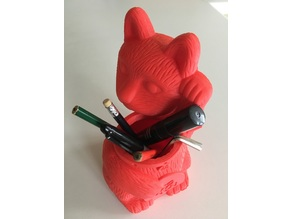 Creality Cat Pencil Pot