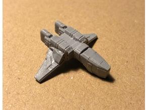 PanO Gunboat Starship