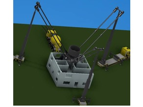 Building Printer Concept Model