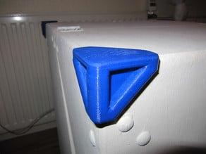 Box corner