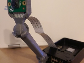 Raspberry Pi Camera Arm