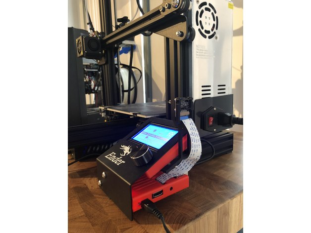 Ender 3 Raspberry Pi Camera Mount By Twiss2121 Thingiverse