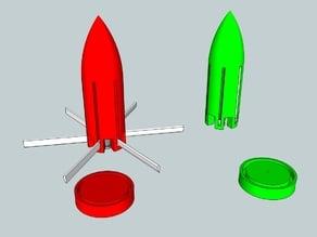 CO2 Rocket