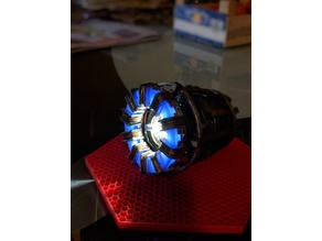 Arc Reactor Mark One 1.0 - Iron Man