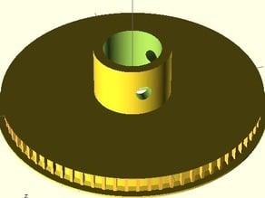 Parametric Timing Pulley v3