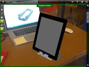iPad 2 stand
