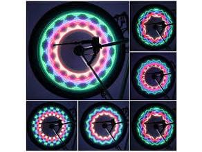 Rainbow Glow circuit and parts