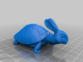 Rabbit + Turtle = Rabbiturtle
