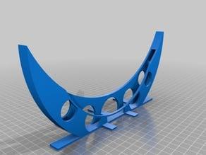 Standing Filament spool holder - 608 bearings