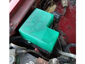 Toyota 22RE Fusebox Cover