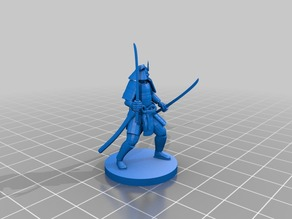 Samurai for Tabletop Gaming