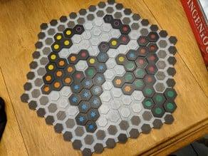 Ingenious Game Board