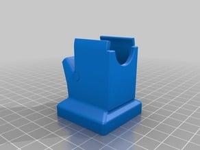 E3D 40mm dual fan shroud REMIX Mk 2 Mod 1