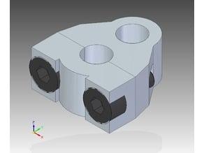 M3D Micro filament tube fitting clip