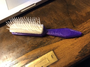 Compact Styling Hair Brush