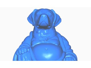 Labrador Buddha (Canine Collection)
