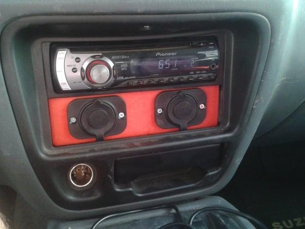 Pioneer car audio creativecommons