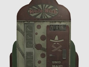 COD Mule Kick Perk Machine