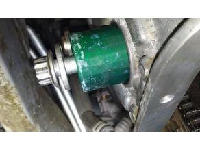 VAG crankshaft seal ring tool 1.2 tsi