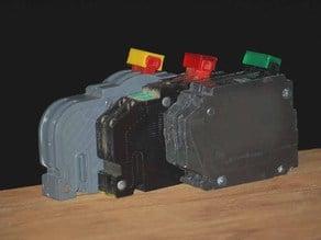 Circuit Breaker Tandem Clips