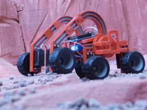 New Mars Rover using the new tool OOML!!