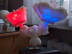 balljoint led lamp