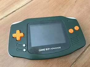 Game Boy Advance Dpad and Buttons (model AGB)