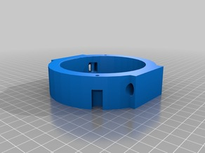Arc Reactor Baseplate for Makerbot Mini
