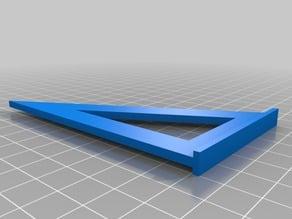 Foamboard speed squares