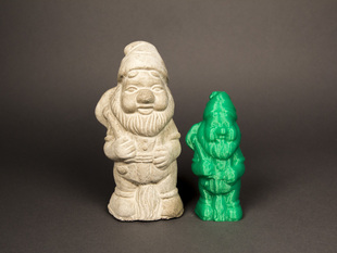 Garden Gnome -- Digitized!