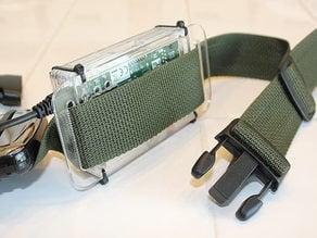 Pibow Belt Base for Raspberry Pi