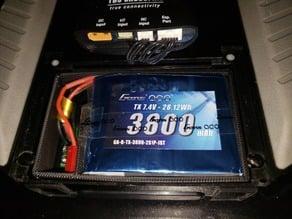 Frsky QX7 Gens ace 3800mah case